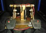 Модифицированный МДП, оборудованный звуковой сигнализацией для контроля за действиями инструктора в процессе обучения или экзамена.