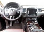 Ручное управление Volkswagen Touareg