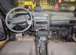 Ручное управление СТГ-2 а/м ВАЗ ВАЗ-211440 с механизмом дублирующих педалей для учебного вождения